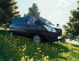 #3 untuk Interior design (Artist impression) for a Car (Van) oleh KDezign