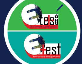 "#59 cho See attached flyer. I need a modern looking logo for our new company ""ETest, Inc."" Please add as part of logo,""Environmental Testing Solutions"". bởi mdsamirr"