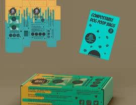 romanwhip tarafından Packaging for eco friendly dog poo bags için no 22