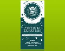 DivakarJK tarafından Packaging for eco friendly dog poo bags için no 20