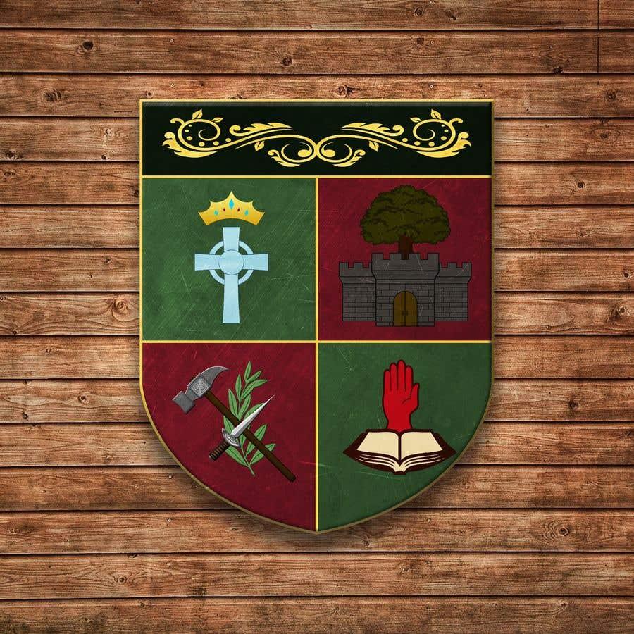Penyertaan Peraduan #                                        8                                      untuk                                         Coat of Arms/ Crest and associated files