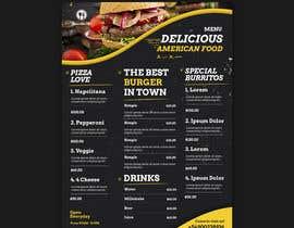 #21 untuk Design a menu, managing social marketing oleh Moniruzzaman711