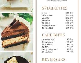 #17 untuk Design a menu, managing social marketing oleh agmohddanial
