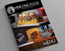 #7 for Design a Restaurant Menu for Modern Japanese Restaurant af rrsingh0220