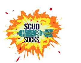 aviral90님에 의한 Design a Logo for our company SCUD SOCKS을(를) 위한 #19
