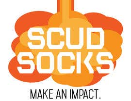 BNDS님에 의한 Design a Logo for our company SCUD SOCKS을(를) 위한 #8