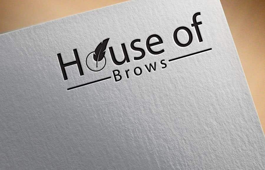 Penyertaan Peraduan #                                        121                                      untuk                                         House of brows