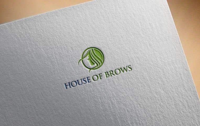 Penyertaan Peraduan #                                        116                                      untuk                                         House of brows