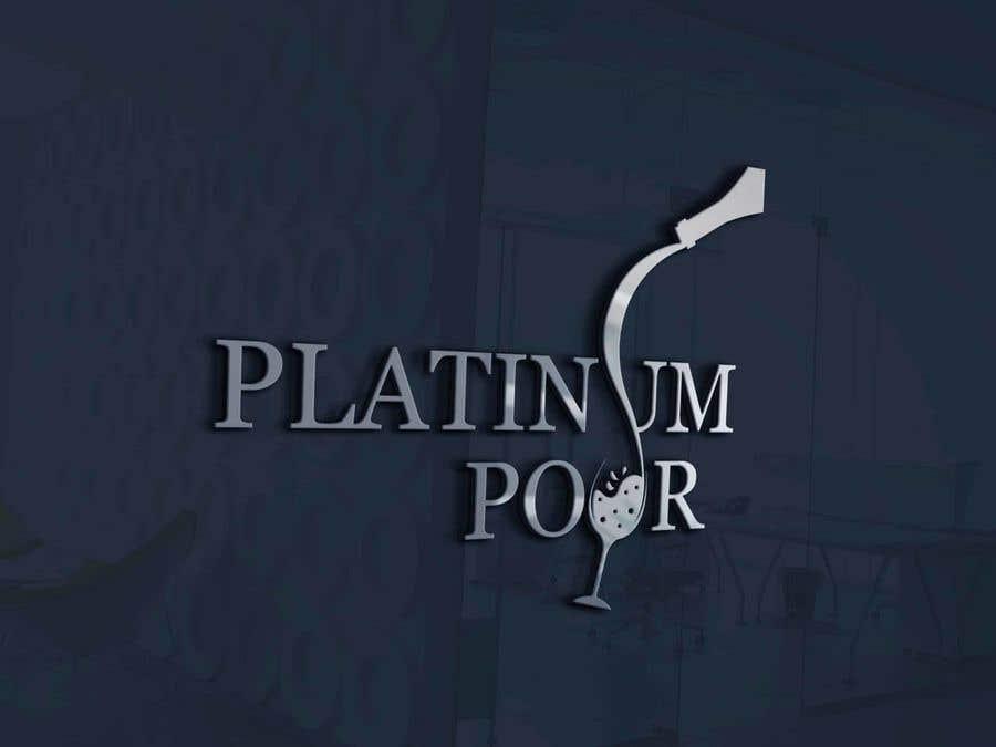 Kilpailutyö #                                        343                                      kilpailussa                                         Platinum Pour