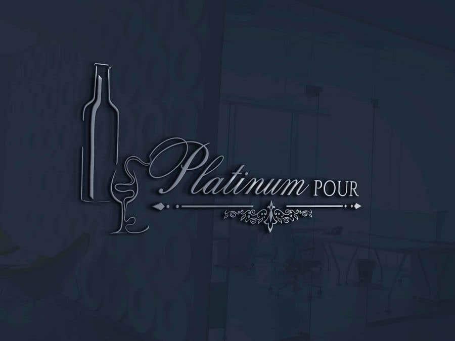 Kilpailutyö #                                        345                                      kilpailussa                                         Platinum Pour