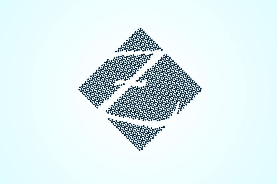 Bài tham dự cuộc thi #                                        12                                      cho                                         Simple logo modification for etched glass display