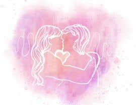 """nº 68 pour Draw a creative Illustration / """"The Lovers"""" par Co2aca"""