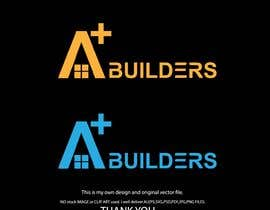 #74 for Company name is  A+ Builders ... looking to add either tools or housing images into the logo. But open to any creative ideas by Shimul195425