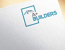 #49 for Company name is  A+ Builders ... looking to add either tools or housing images into the logo. But open to any creative ideas by KohinurBegum380