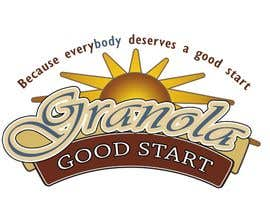 #25 for Design a Logo for Good Start Granola af Helen2386