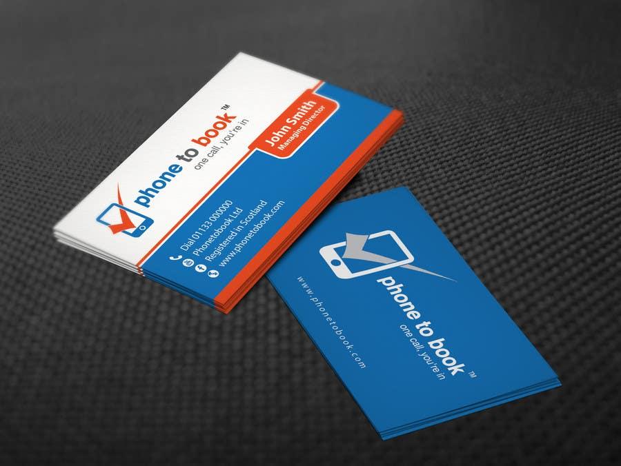 Penyertaan Peraduan #14 untuk Business card, letterhead, document folder -- 2