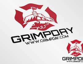 #25 untuk Logo for the Grimpday an firemen organisation oleh kyriene