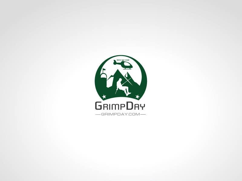 Konkurrenceindlæg #                                        12                                      for                                         Logo for the Grimpday an firemen organisation