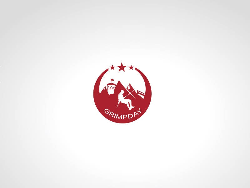 Konkurrenceindlæg #                                        22                                      for                                         Logo for the Grimpday an firemen organisation
