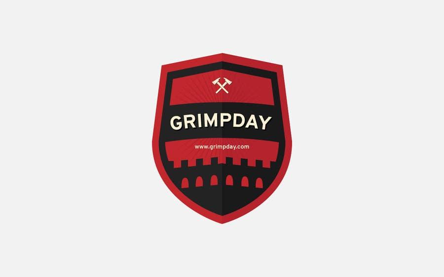 Konkurrenceindlæg #                                        14                                      for                                         Logo for the Grimpday an firemen organisation