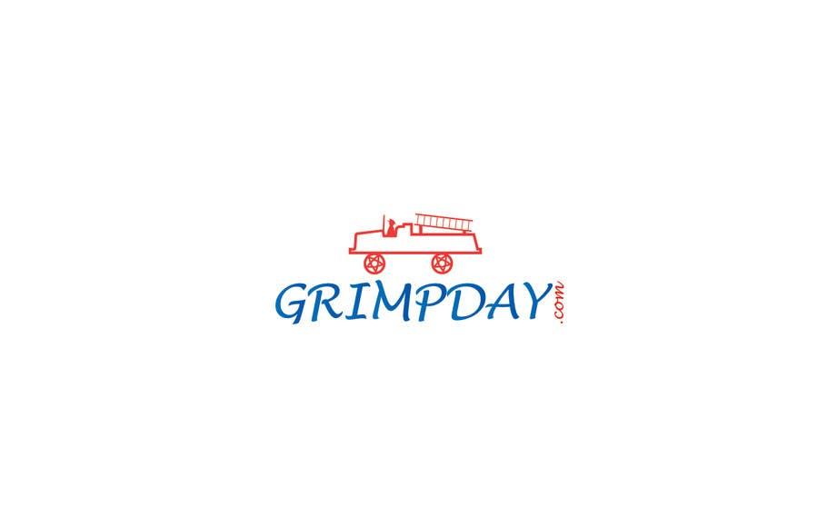 Konkurrenceindlæg #                                        18                                      for                                         Logo for the Grimpday an firemen organisation