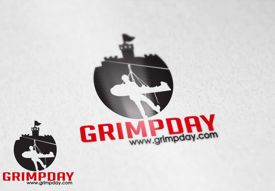 Contest Entry #23 for Logo for the Grimpday an firemen organisation
