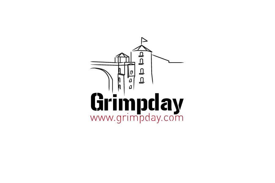 Konkurrenceindlæg #                                        6                                      for                                         Logo for the Grimpday an firemen organisation