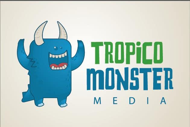 Inscrição nº 54 do Concurso para Design a Cartoon Monster for a Media Company