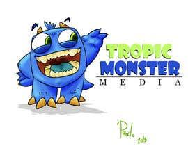 Nro 27 kilpailuun Design a Cartoon Monster for a Media Company käyttäjältä fcontreras86