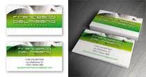 Graphic Design Konkurrenceindlæg #11 for Business Card Design for francesco palmisano ingegnere