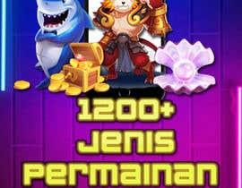 #13 for Gaming app promo banner design af vysakh13698