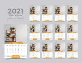 #11 for create a 2021 calendar for print by rhrahim30