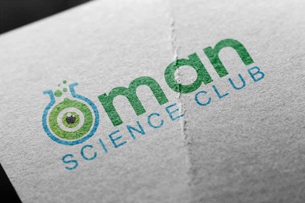 Inscrição nº 112 do Concurso para Design a Logo for Oman Science Club