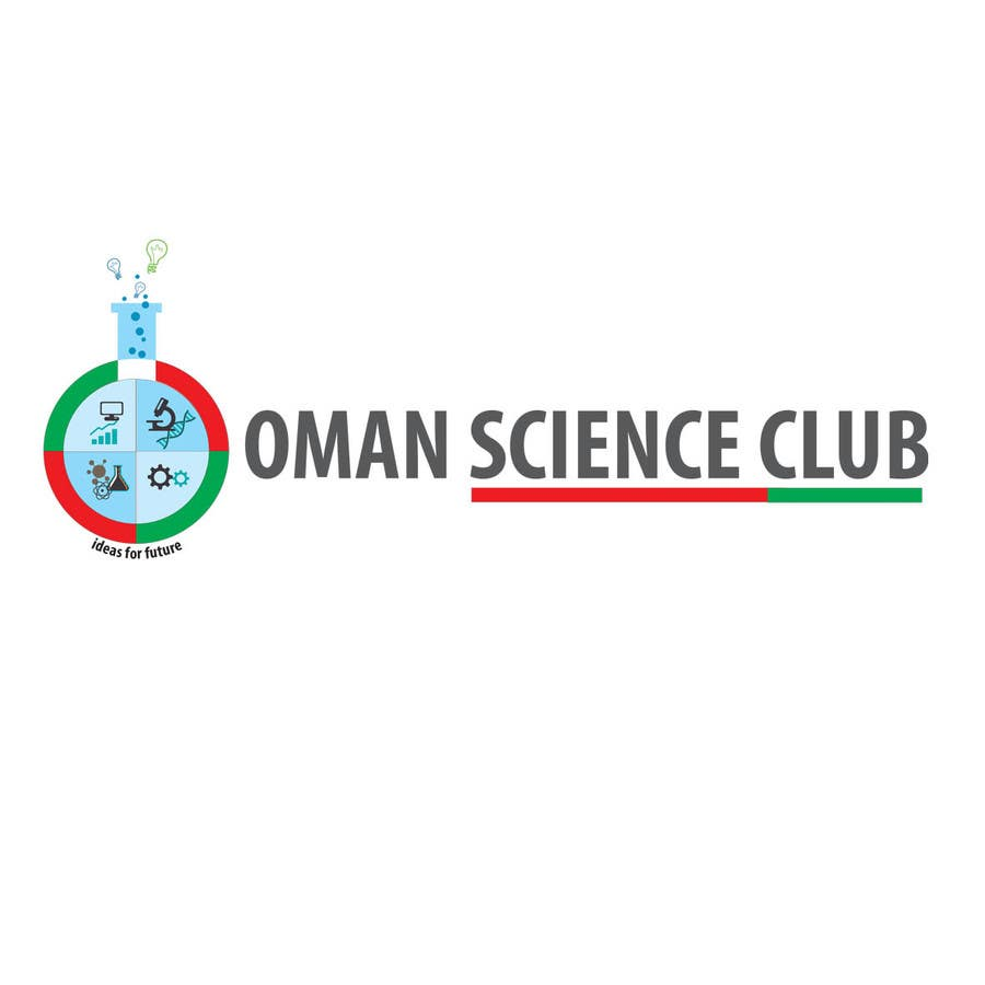Inscrição nº 46 do Concurso para Design a Logo for Oman Science Club
