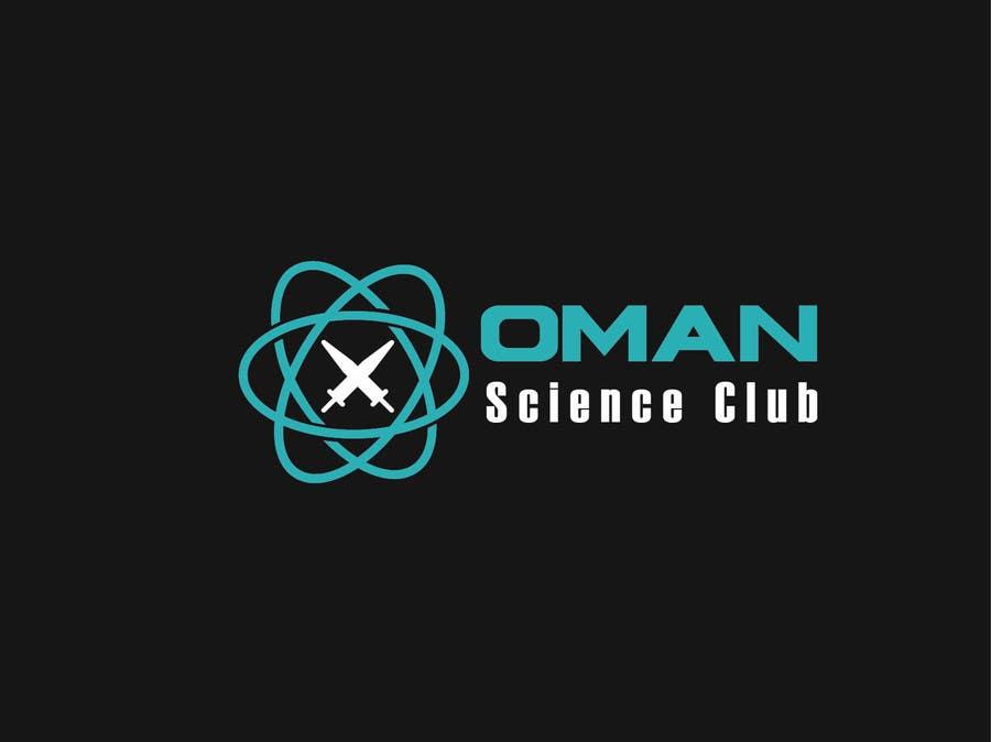 Inscrição nº 32 do Concurso para Design a Logo for Oman Science Club