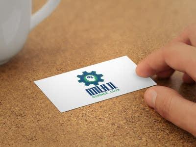 Inscrição nº 69 do Concurso para Design a Logo for Oman Science Club