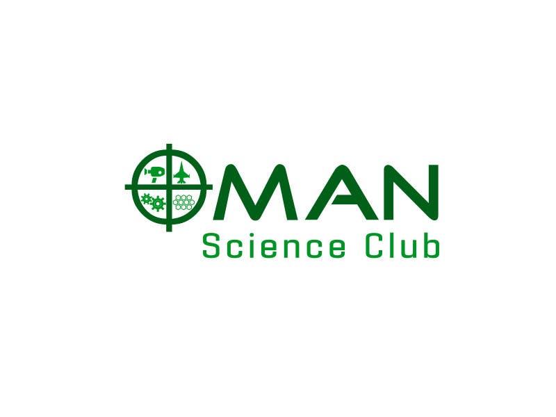 Inscrição nº 124 do Concurso para Design a Logo for Oman Science Club