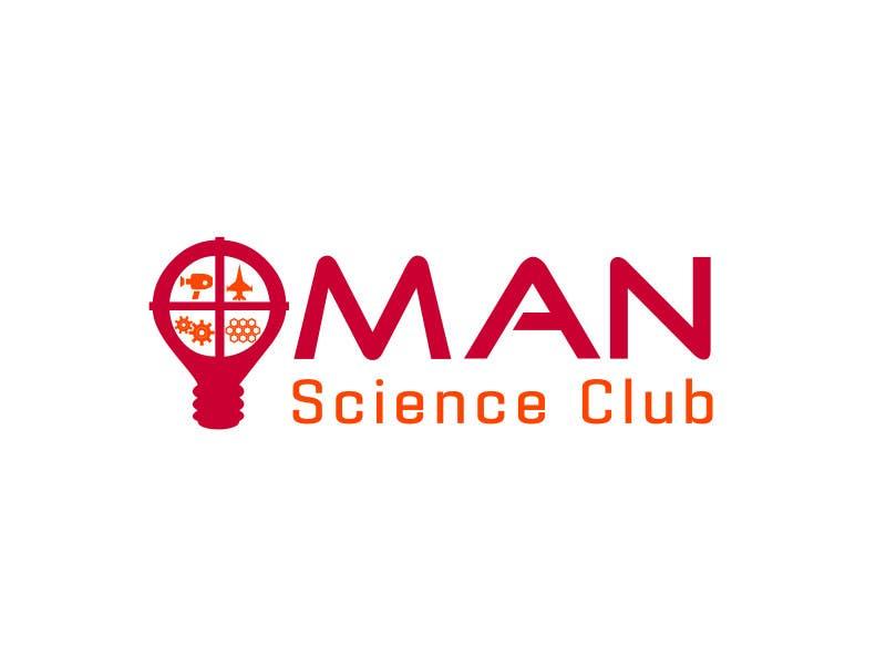 Inscrição nº 135 do Concurso para Design a Logo for Oman Science Club