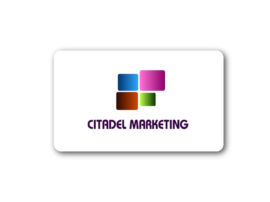 Contest Entry #                                        49                                      for                                         Design a Logo for Citadel Marketing LTD