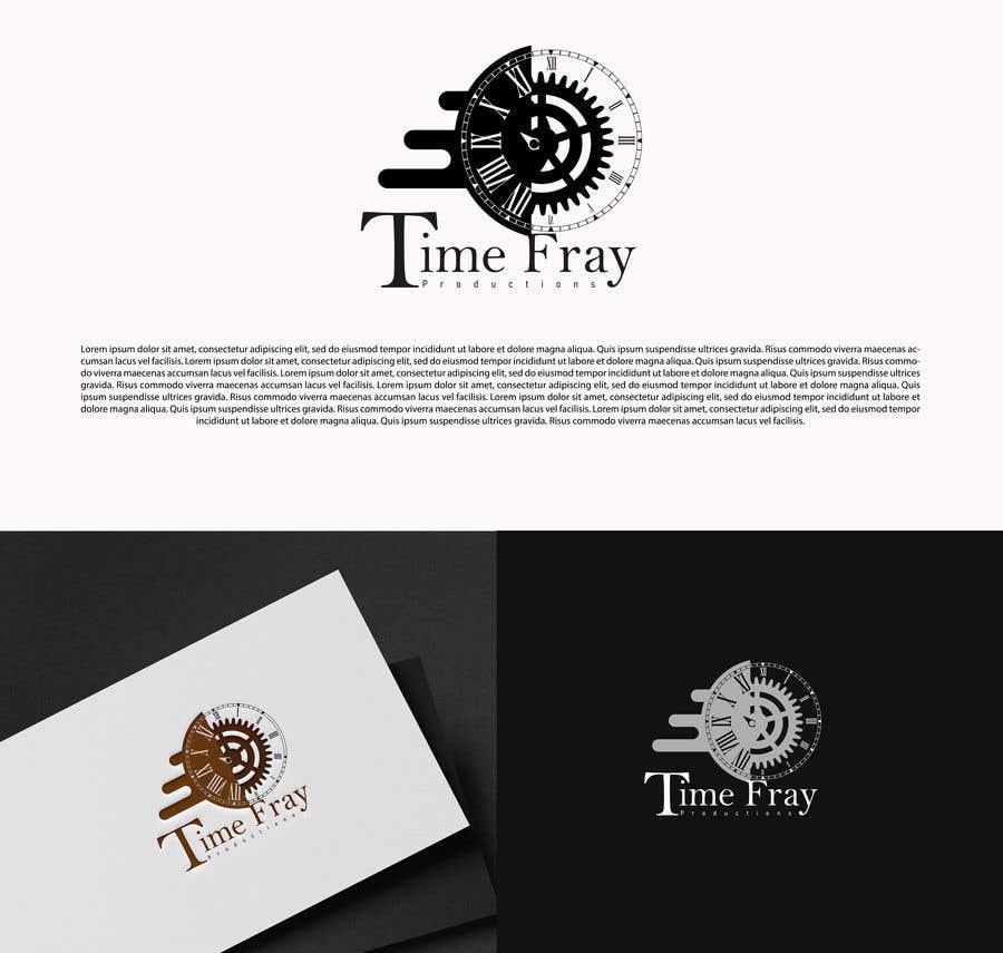 Penyertaan Peraduan #                                        209                                      untuk                                         Time Fray Productions Logo