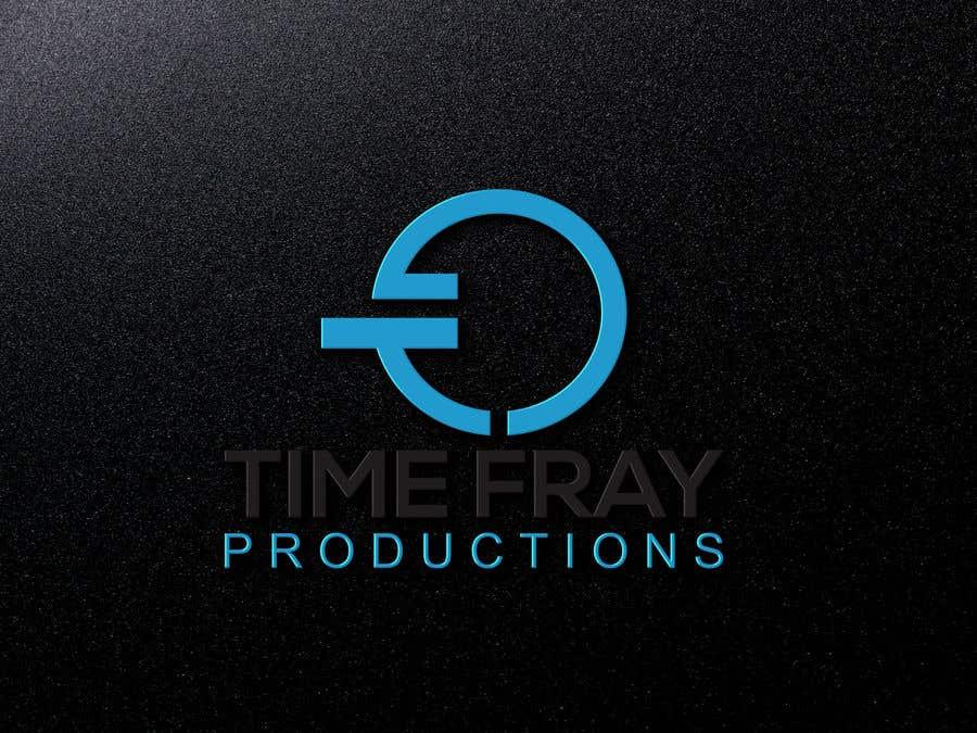 Penyertaan Peraduan #                                        104                                      untuk                                         Time Fray Productions Logo