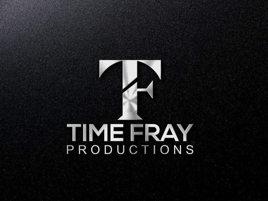 Penyertaan Peraduan #                                        112                                      untuk                                         Time Fray Productions Logo