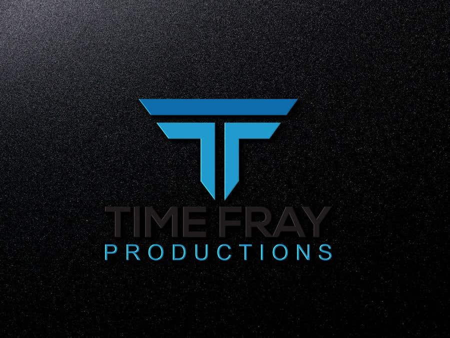 Penyertaan Peraduan #                                        122                                      untuk                                         Time Fray Productions Logo