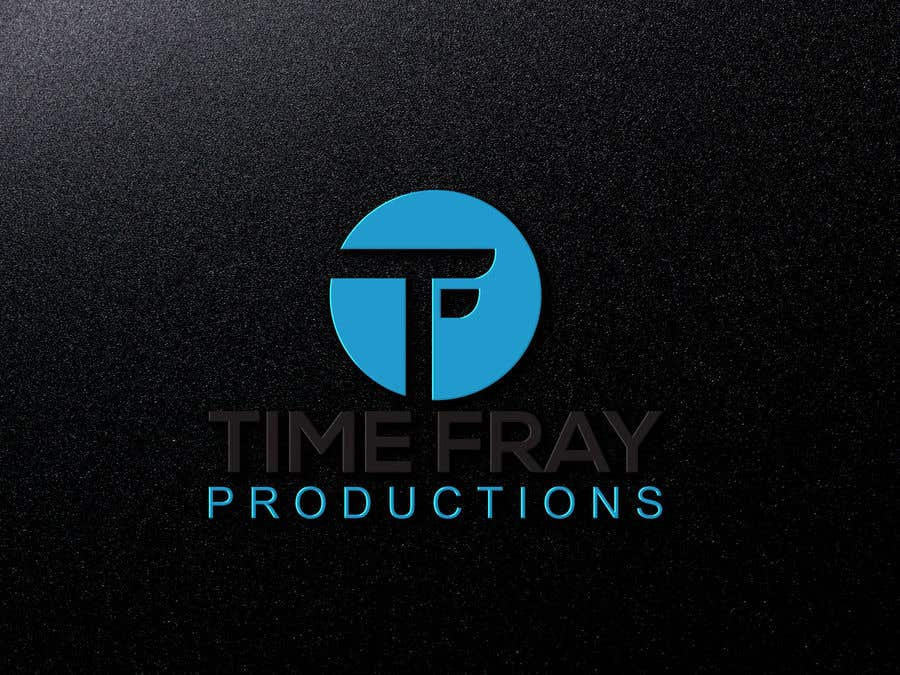 Penyertaan Peraduan #                                        129                                      untuk                                         Time Fray Productions Logo