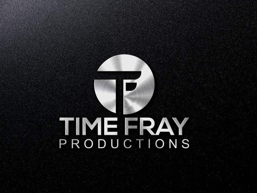 Penyertaan Peraduan #                                        130                                      untuk                                         Time Fray Productions Logo