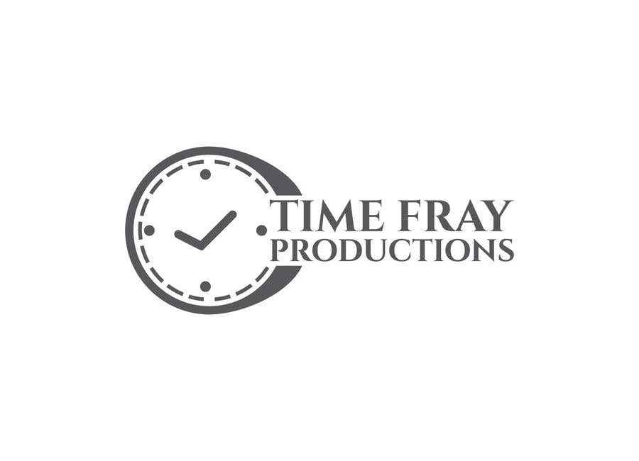 Contest Entry #                                        285                                      for                                         Time Fray Productions Logo