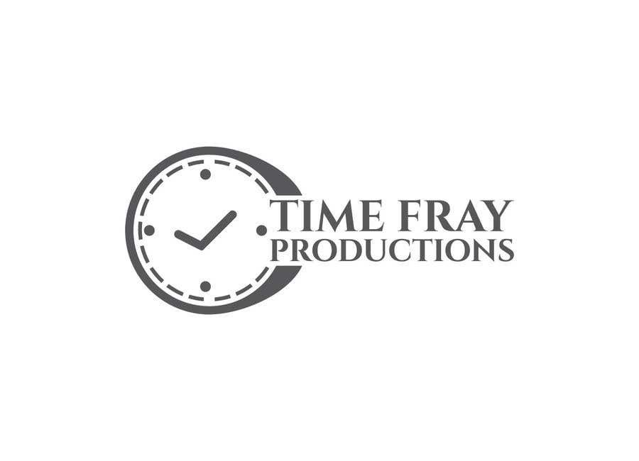 Penyertaan Peraduan #                                        285                                      untuk                                         Time Fray Productions Logo