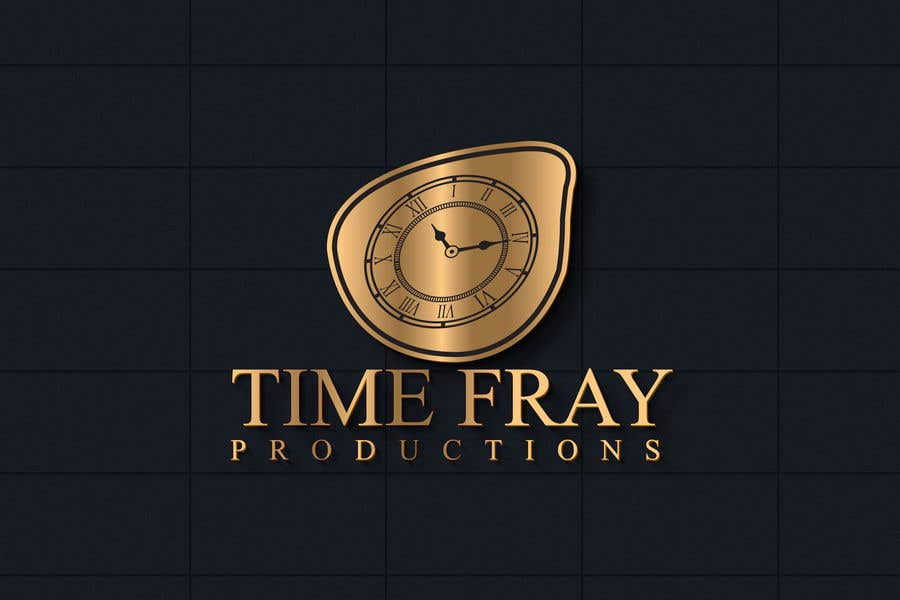 Contest Entry #                                        282                                      for                                         Time Fray Productions Logo