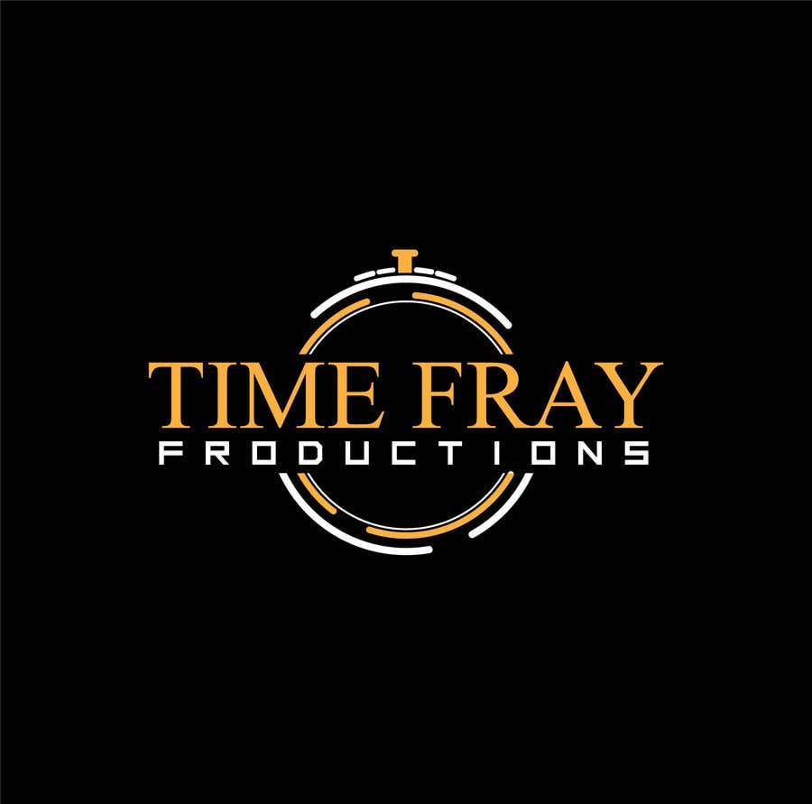Penyertaan Peraduan #                                        289                                      untuk                                         Time Fray Productions Logo
