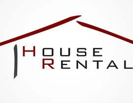 #48 para Logo Design for Houserental por seteki